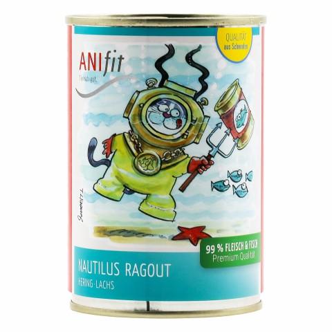 Nautilus Ragout 400g (6 Piece)